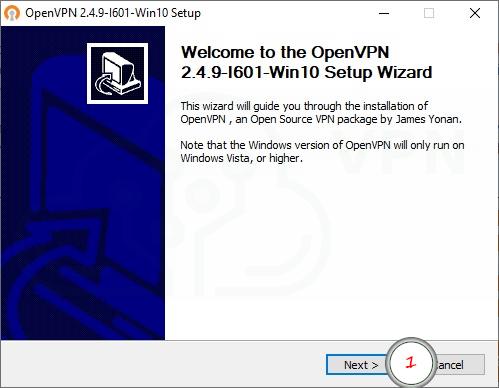 instalacja OpenVPN